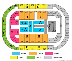 Idaho Center Seating Chart