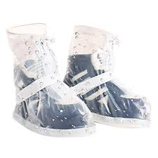 VXAR Shoes Covers <b>Rain Snow</b> Boots <b>Waterproof Reusable</b> Anti ...