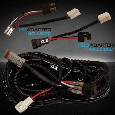 buy quality adr complaint plug play wiring harness in 12v 24v dual output quick install wiring harness led lightbars