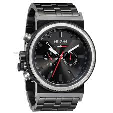 """men s nixon the trader chronograph watch a153 001 watch shop comâ""""¢ mens nixon the trader chronograph watch a153 001"""