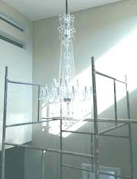 large chandeliers for foyers foyer chandeliers modern chandeliers foyer crystal chandelier large foyer chandeliers collection of