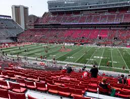 Ohio St Football Stadium Seating Chart Ohio Stadium Section 18 A Seat Views Seatgeek