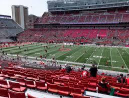 Ohio State Stadium Seating Chart Ohio Stadium Section 18 A Seat Views Seatgeek