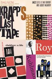roy kuhlman is a graphic designer best known for his grove press covers of the 1950s and 60s