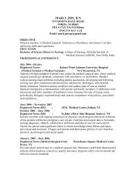 Surgical Nurse Resume Marly Jiby Rn Resume