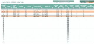 Tracking Inventory Excel Inventory Management Template Using Excel To Manage Inventory
