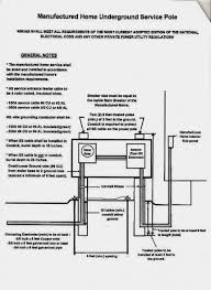 mobile home electrical wiring diagrams manufactured underground power pole blade wiring diagram at Power Pole Wiring Diagram