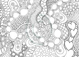 Abstract Coloring Pages For Kids Mandala Coloring Pages Free ...