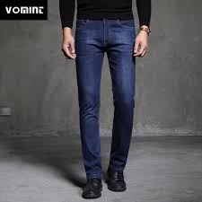 <b>Spring Autumn</b> High Quality Men&#39;s Straight Jeans Fashion ...