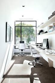 office idea. Small Office Ideas Modern Space Black And White  Idea