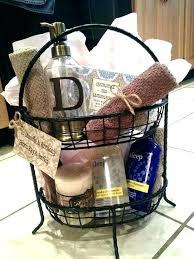 wedding baskets bridal shower gift basket ideas for guests bathroom about wedding baskets on org wedding