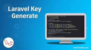 laravel key generate how does laravel