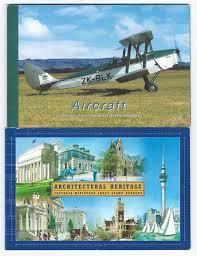 Light Miniature Aircraft Lm 5 New Zealand 2001 Aircraft 19 95 Prestige Booklet Sgsp2 Dit