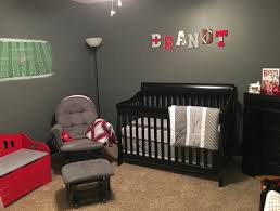 Ohio State Bedroom Decor Ohio State Nursery Baby Culp Pinterest Ohio Nurseries And
