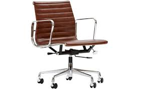 Office chair eames Charles Eames Eames Style Ea117 Aluminium Chair With Castors And Arms Iconic Interiors Eames Ea117 Aluminium Chair With Castors And Arms Designer Office