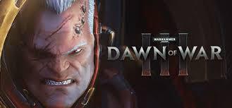 Warhammer 40 000 Dawn Of War Iii On Steam