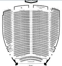 Prototypal Florida Theater Seating Chart Florida Repertory