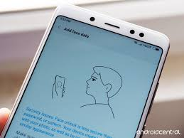 How To Set Up And Use Face Unlock On The Xiaomi Redmi Note 5 Pro ...