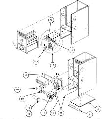 Bryant furnace parts diagram