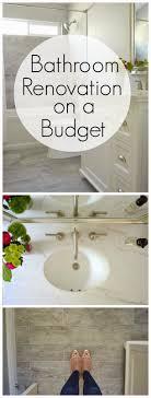 Low Budget Bathroom Remodel Best 25 Inexpensive Bathroom Remodel Ideas On Pinterest