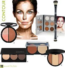 bronzer for contouring