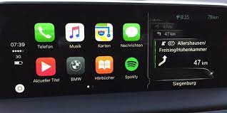 Carplay Im Bmw Per Connected Paket Oder Gegen Einmalzahlung Macwelt