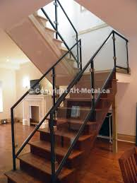 Modern Handrail modern stair railings & handrails toronto mississauga gta 3722 by guidejewelry.us