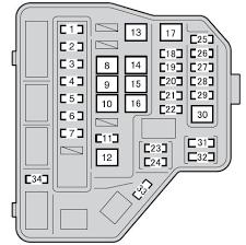 2005 toyota echo fuse box complete wiring diagrams \u2022 2014 camry fuse box diagram toyota yaris hatchback 2011 fuse box diagram auto genius rh autogenius info 2002 ford explorer fuse