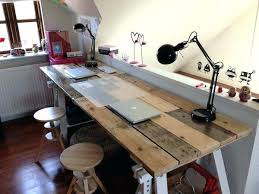 Homemade office desk Student Diy Office Desk Office Furniture Elegant Office Desk Furniture Office Furniture In Homemade Office Desk Decorating Tall Dining Room Table Thelaunchlabco Diy Office Desk Tall Dining Room Table Thelaunchlabco