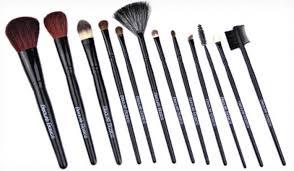 beaute basics 12 piece professional brush set