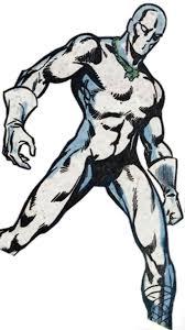 white tiger marvel hector ayala. Unique Marvel White Tiger Hector Ayala Striding And Marvel Hector Ayala W