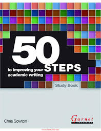 50 Steps To Improving Your Academic Writing By Sigara Issuu