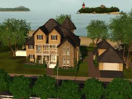 Sims 3 Bedroom Family Homes 75000 For Sims 3 At My Sim Realty