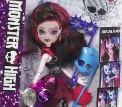 monster high doll costume makeup tutorial for cosplay or you 2016 reboot draculaura dance the fright