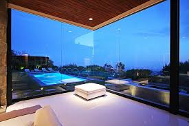 mansion bedrooms with a pool. View In Gallery Of The Terrace And Pool From House Mansion Bedrooms With A