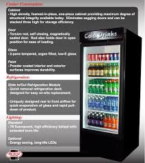 How To Open A Vending Machine Door Delectable D S Vending Inc Glass Door Cooler