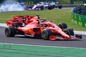 I chose to drive the bright orange lamborghini and will be going back to drive the ferrari. Ferrari Performing Like A Mid Pack Formula 1 Team In 2020