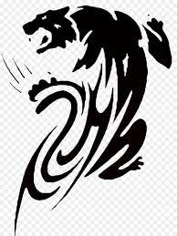 черная пантера ягуар татуировки