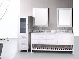 55 inch double sink bathroom vanity: double sink bathroom vanity  inch