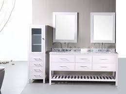 55 inch double sink bathroom vanity: double sink bathroom vanity  inch