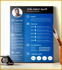 10 Creative Resume Templates - Besttemplates - Besttemplates