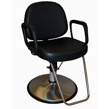 hydraulic styling chair. BelvedereRivera II Styling Chair Hydraulic