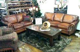 living furniture reviews oxford brown top grain leather sectional sofa abbyson reclining