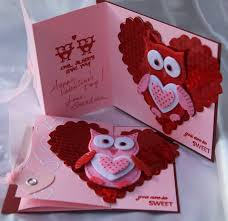 valentine gift card design valentine day handmade valentine 39 s day cards easy crafts and homemade decorating gift ideas