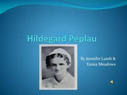 PPT - Hildegard Peplau PowerPoint Presentation, free download - ID:7060581