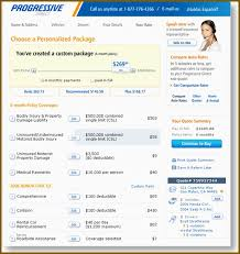 Progressive Online Quote Enchanting Progressive Car Insurance Quote Online Good Progressive Car