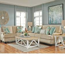coastal living room furniture. Exellent Living Coastal Living Room Ideas Lochian Sofa By Ashley Furniture At Kensington  Furniture I Love This Entire Living Room Design In