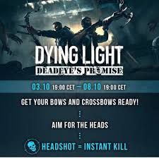 R Dying Light New Event Dyinglight