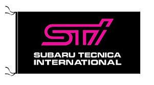 subaru tecnica international logo. Exellent Logo SUBARU STI TECNICA INTERNATIONAL FLAG And Subaru Tecnica International Logo T