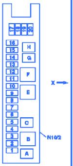 mercedes benz cls 500 2005 fuse box block circuit breaker diagram mercedes benz cls 500 2005 fuse box block circuit breaker diagram